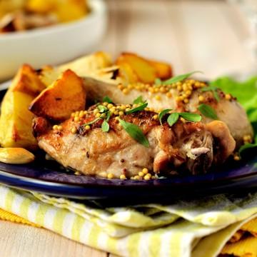 Tantalising Chicken Chop